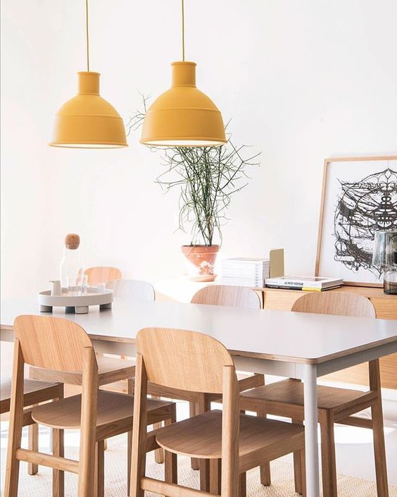 Lebih Berkesan Ganti Dengan 6 Model Lampu Ruang Makan Ini