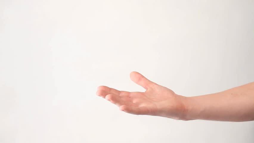 tangan kebas