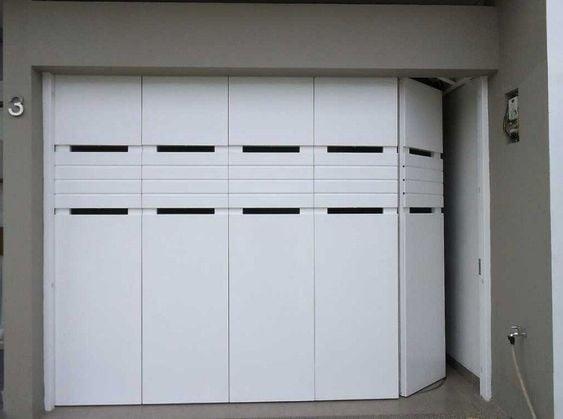 Model Dan Harga Pintu Lipat Besi Terbaik Cocok Untuk Garasi Minimalis