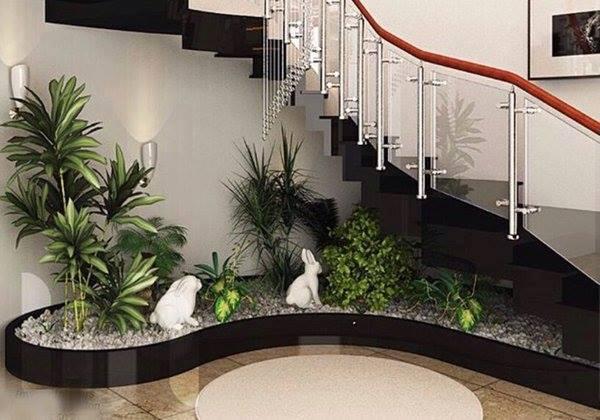 8 Desain Taman Indoor Minimalis. Bikin Rumah Lebih Segar Dan Cantik!