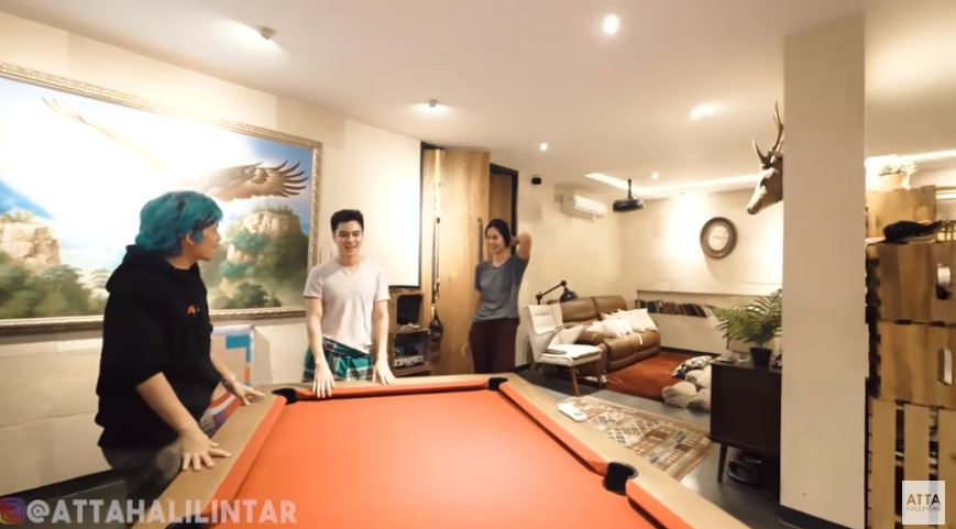 rumah baim wong