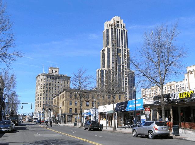 rump Plaza, New Rochelle