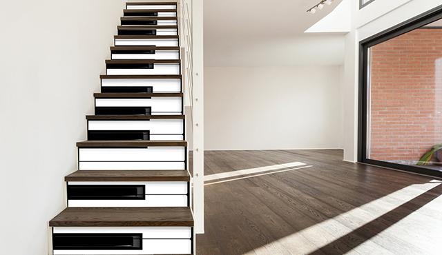 desain anak tangga
