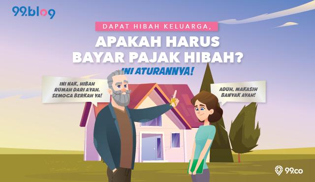 pajak hibah keluarga