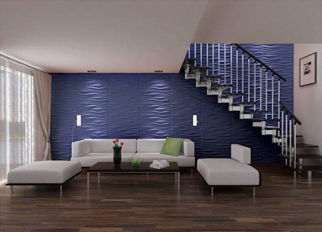 wallpaper ruang tamu