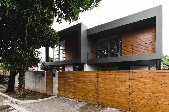 bentuk rumah populer