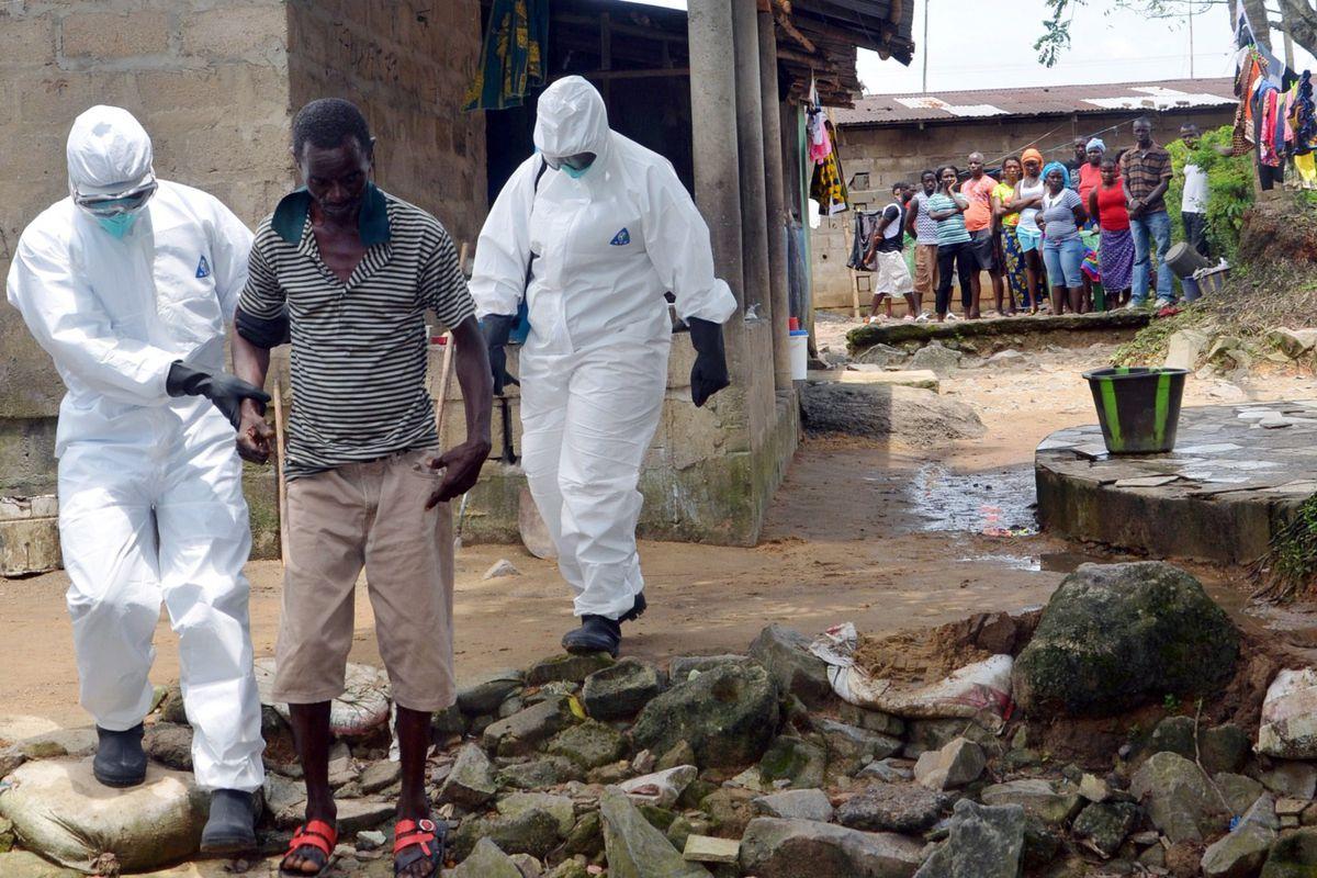 jenis jenis virus ebola