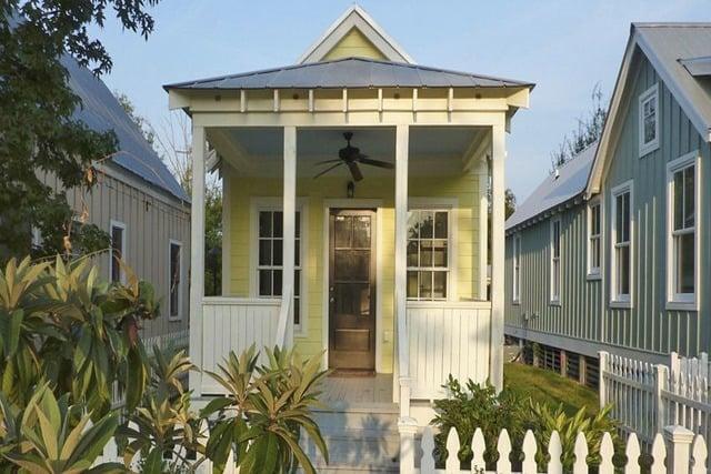 Desain Rumah Kecil Gaya Amerika