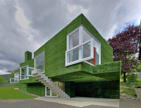 13 Desain Rumah Unik Yang Bakal Bikin Kamu Terheran Heran
