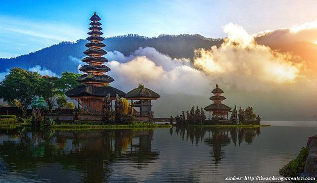 kota termakmur di indonesia