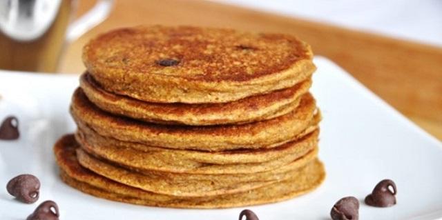 pancake kayu manis