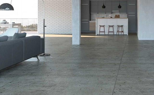 lantai plester industrial