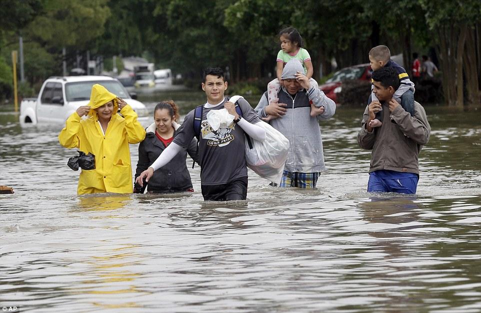 bahaya banjir