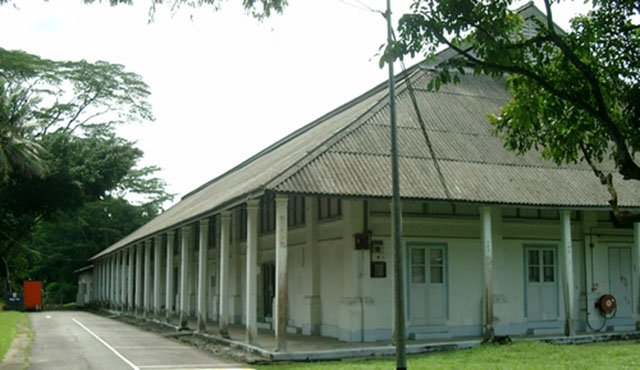 tempat angker di singapura
