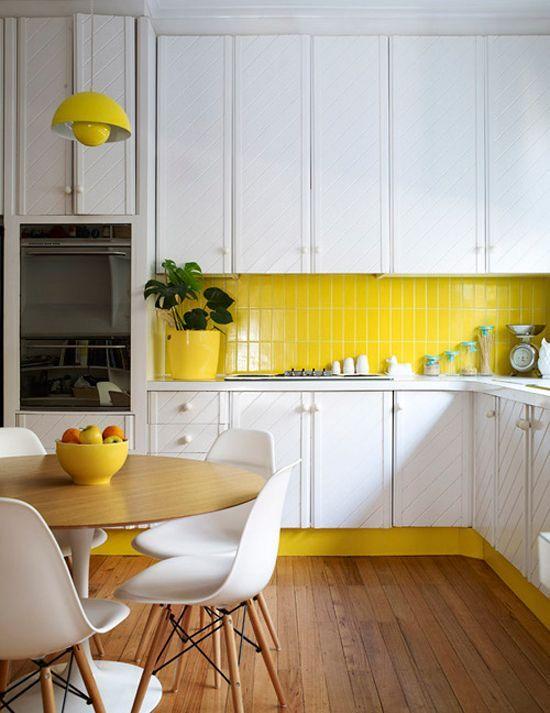 inspirasi warna kuning