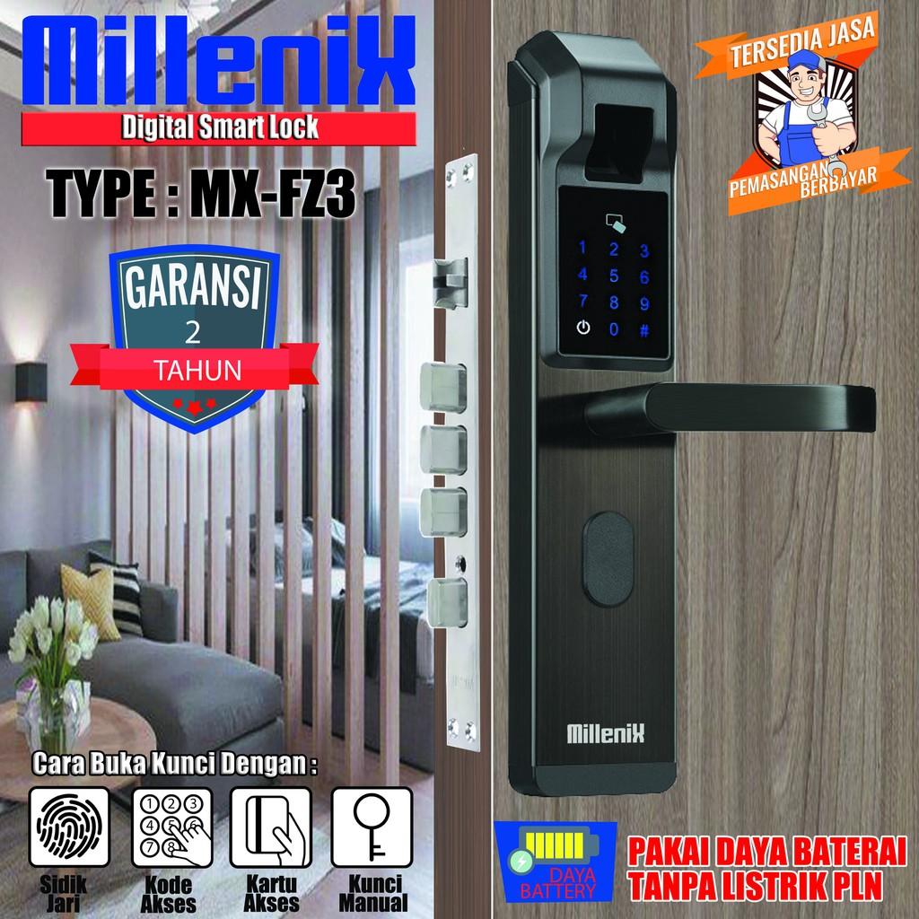 MilleniX FX-FZ3