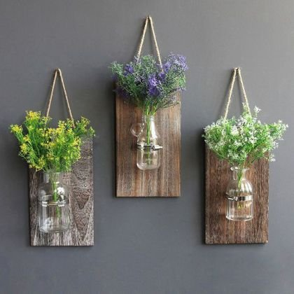 15 Gambar Pot Bunga Dari Botol Bekas Paling Lucu Yang Gampang Dibuat