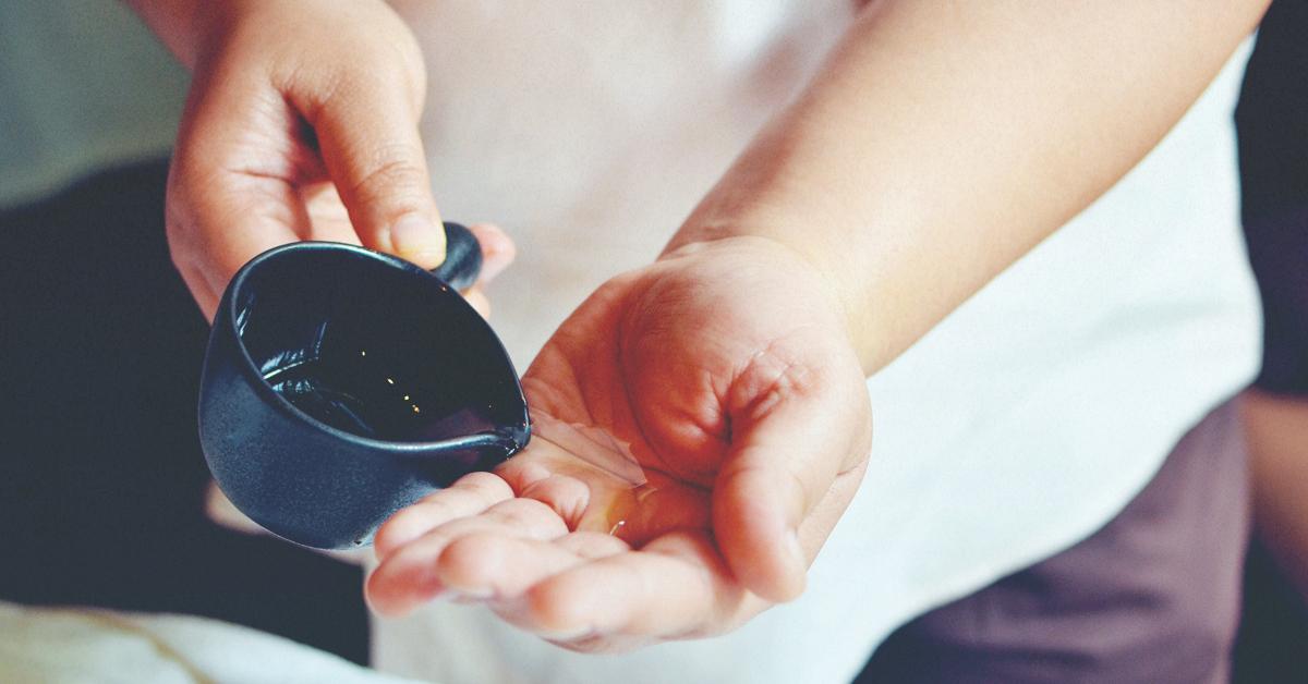 cara mengobati luka bakar basuh tangan