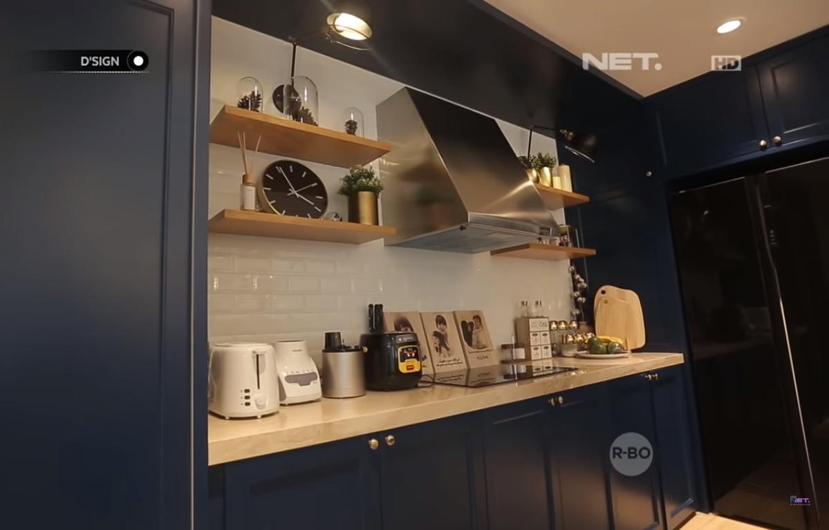 dapur rumah gisella anastasia