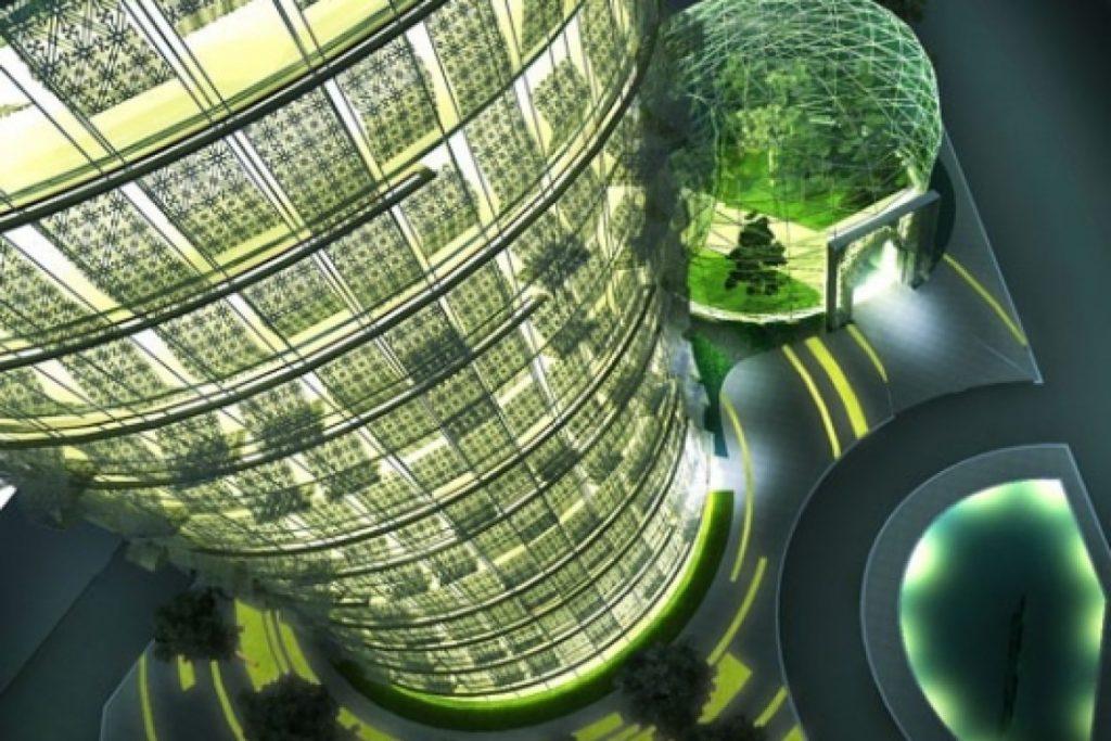 gedung kaktus