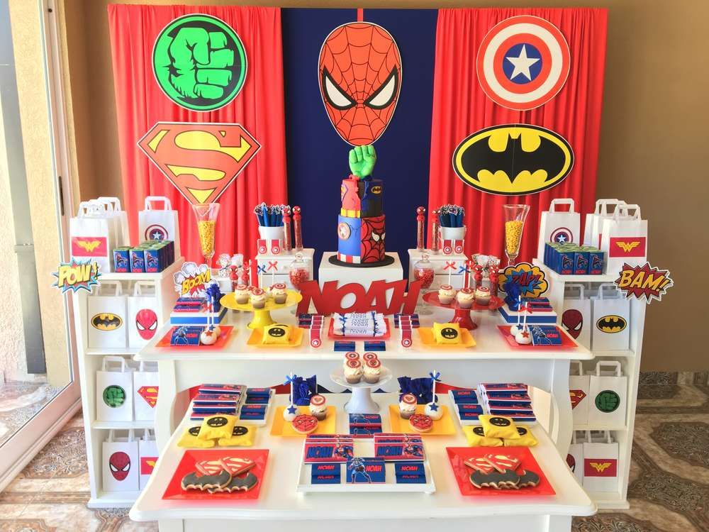 dekorasi ulang tahun anak