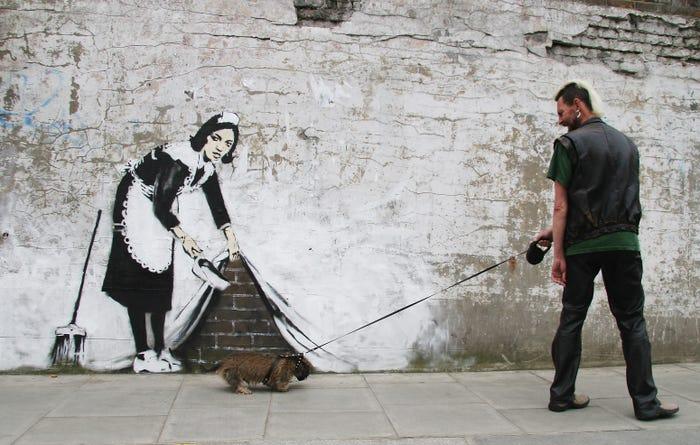 gambar mural