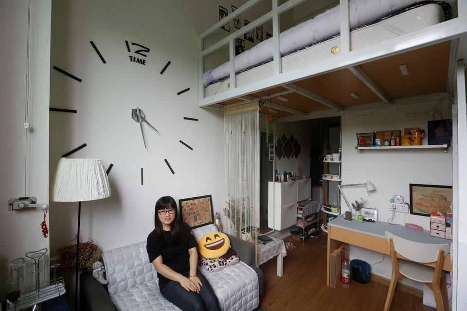 foto apartemen mikro