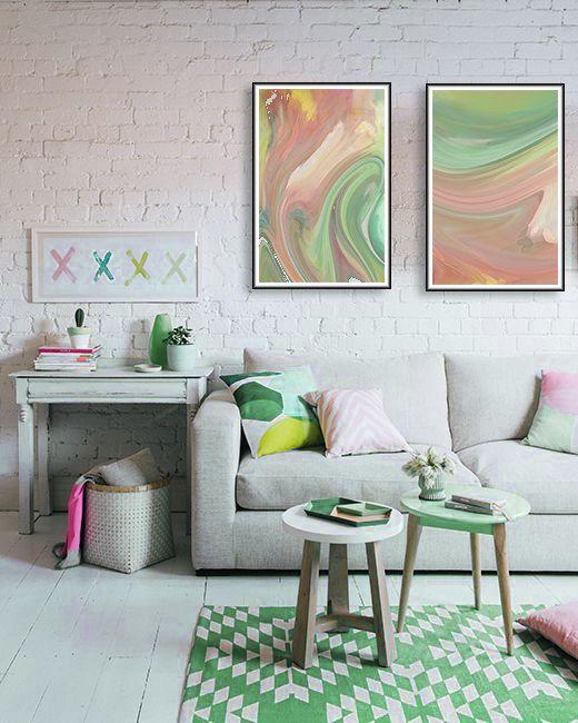 inspirasi warna pastel