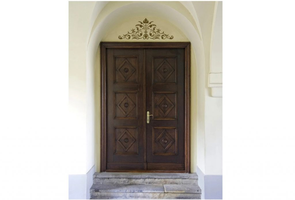 model pintu bergaya renaisans