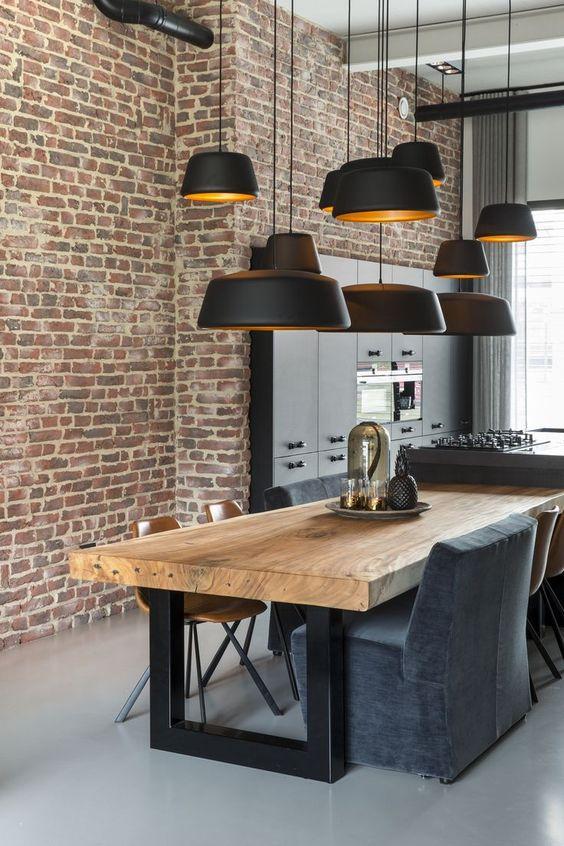 lampu ruang makan