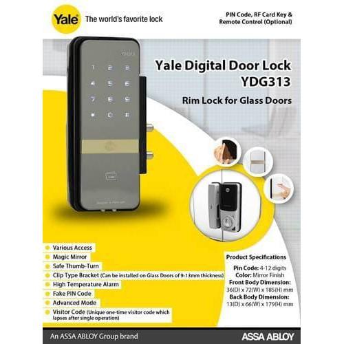 Yale YDG313