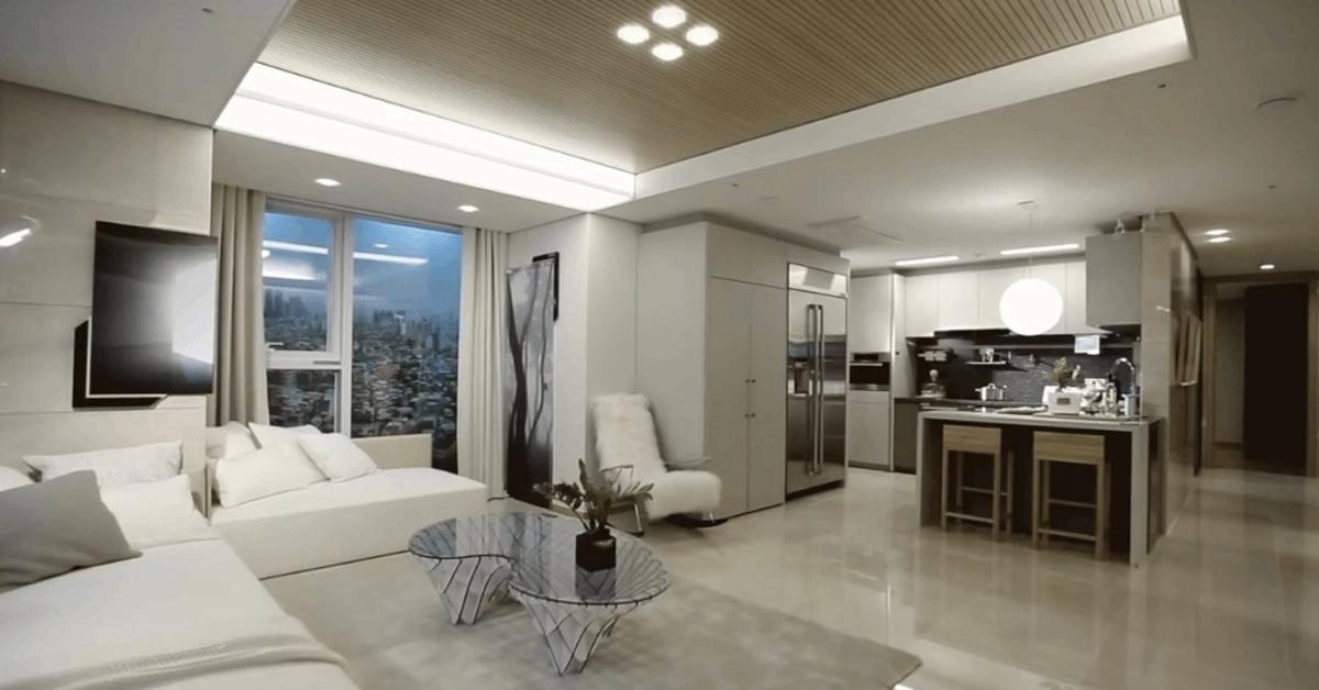 apartemen mewah