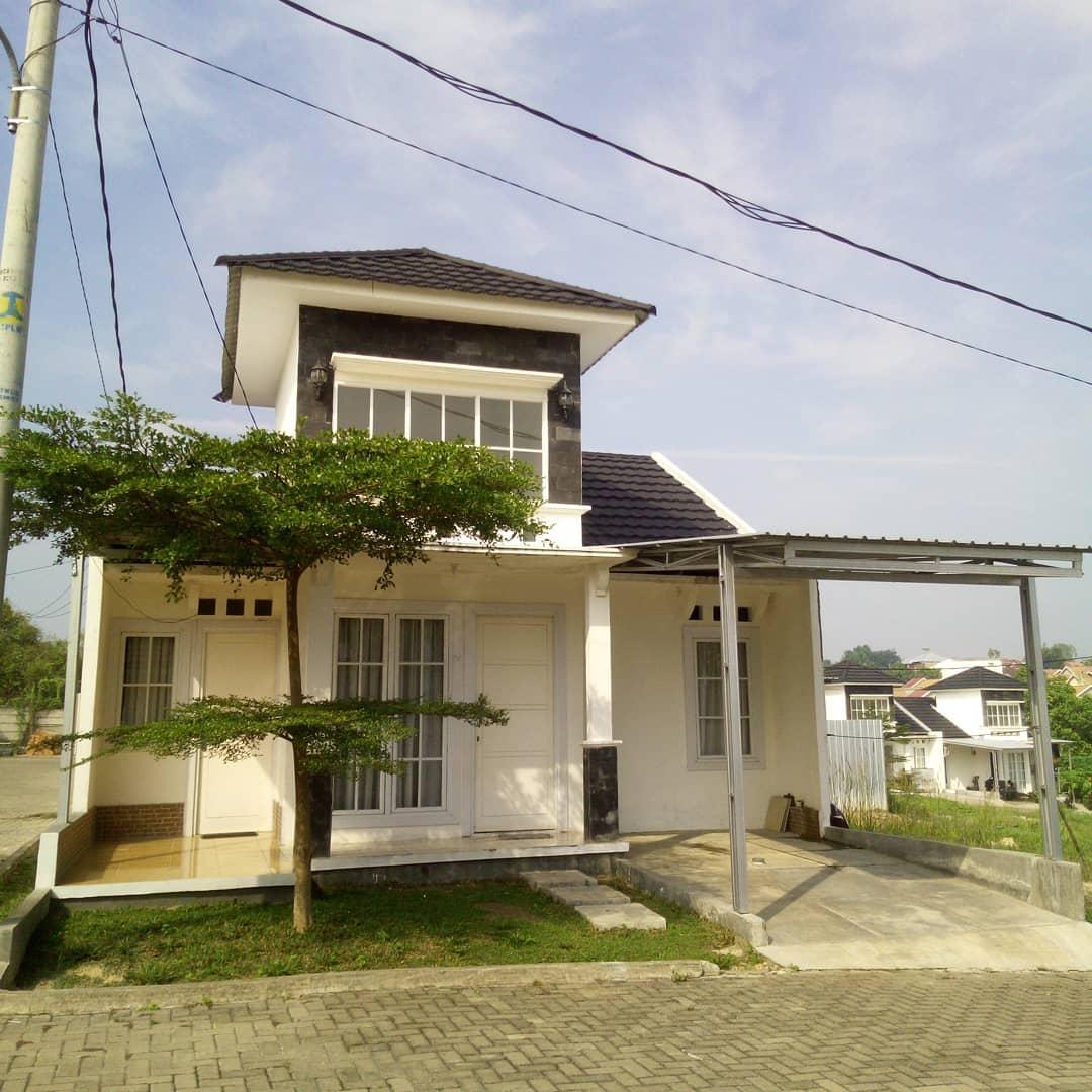 rumah tipe 45 2 lantai