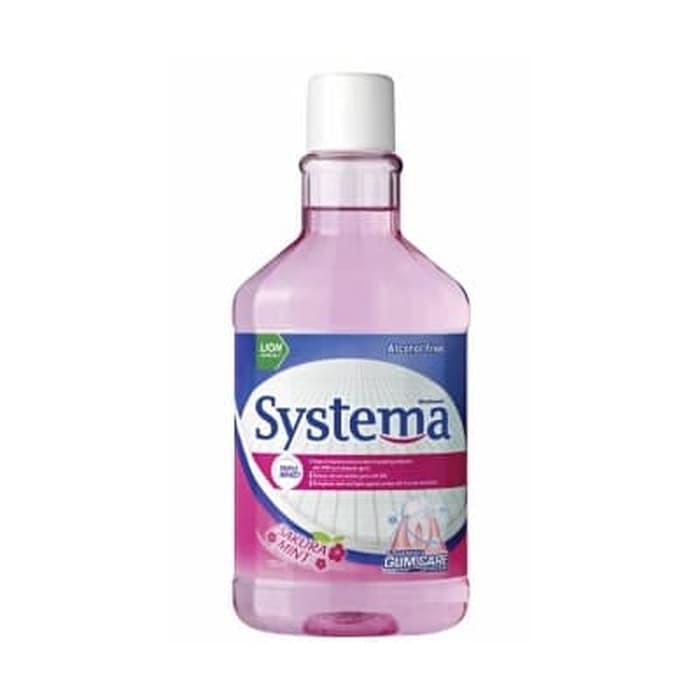 systema gum care obat kumur bau mulut terbaik
