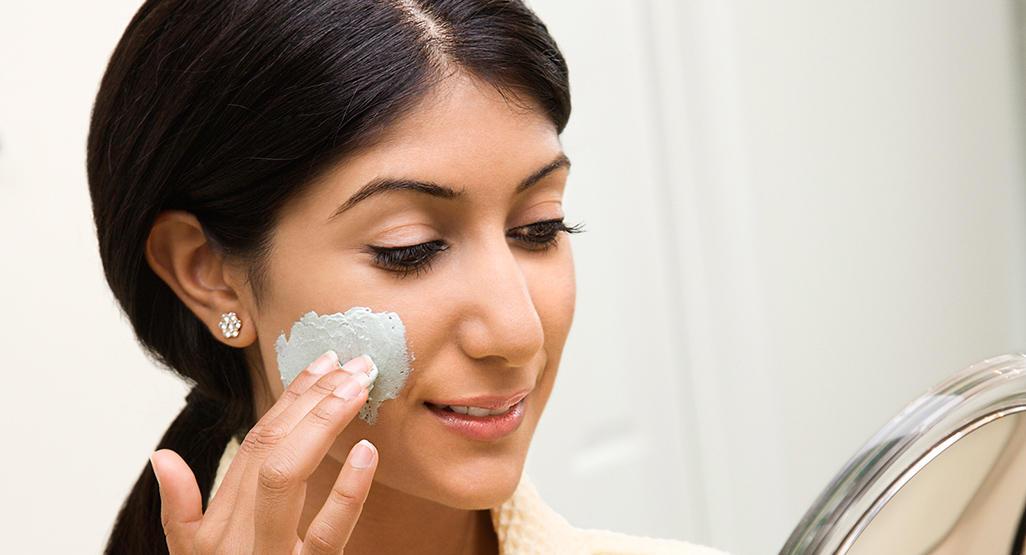 perawatan wajah alami