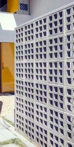pagar paving block