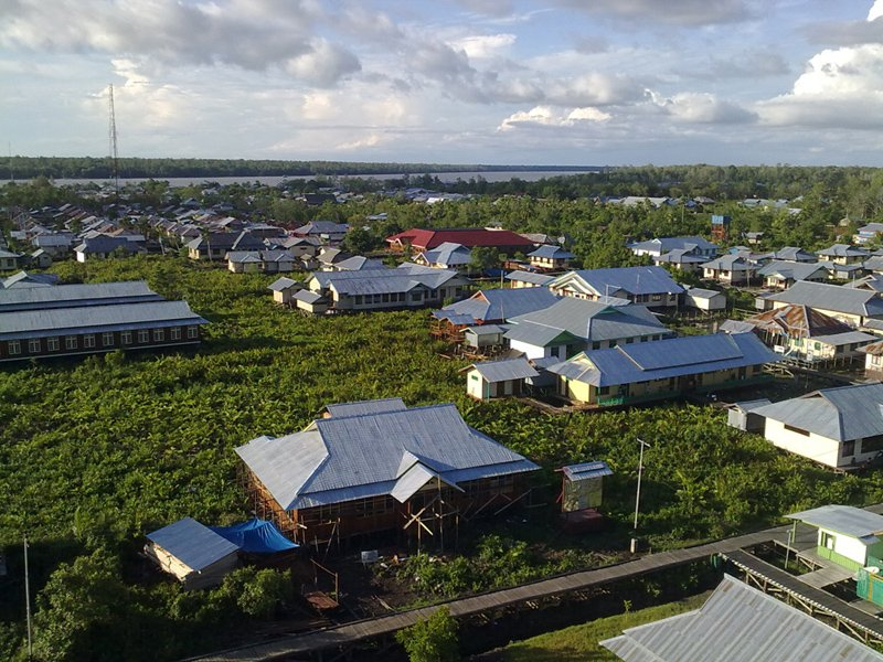 kota unik di indonesia