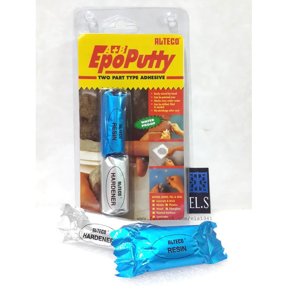 Alteco Epo Putty