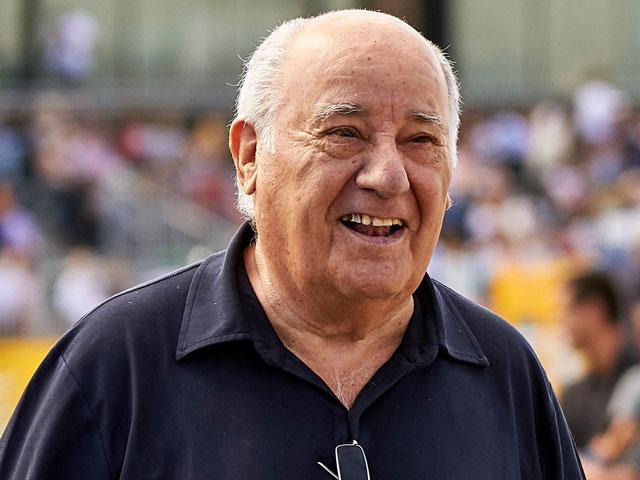Amancio Ortega pemilik zara
