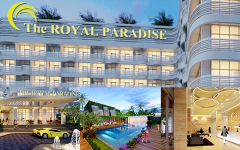 Apartemen The Royal Paradise