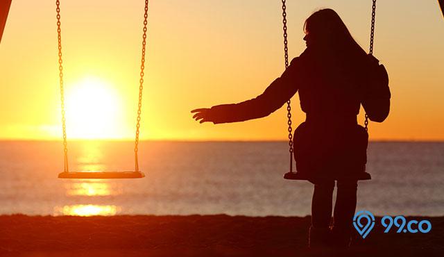 Bikin Merinding, Ini Dia 11 Arti Mimpi Bertemu Orang yang sudah Meninggal