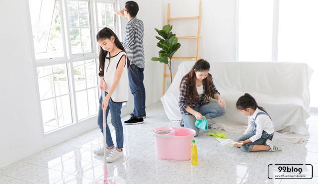 10 Aturan Agar Kebersihan Rumah Terjaga dengan Baik. Sederhana namun Ampuh!