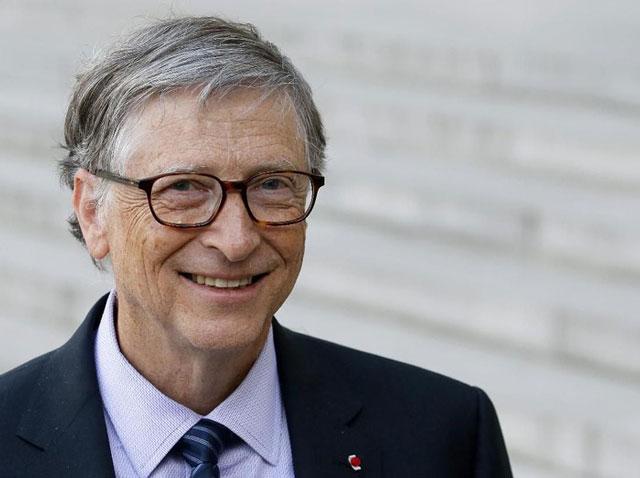 Bill Gates Pendiri Microsoft