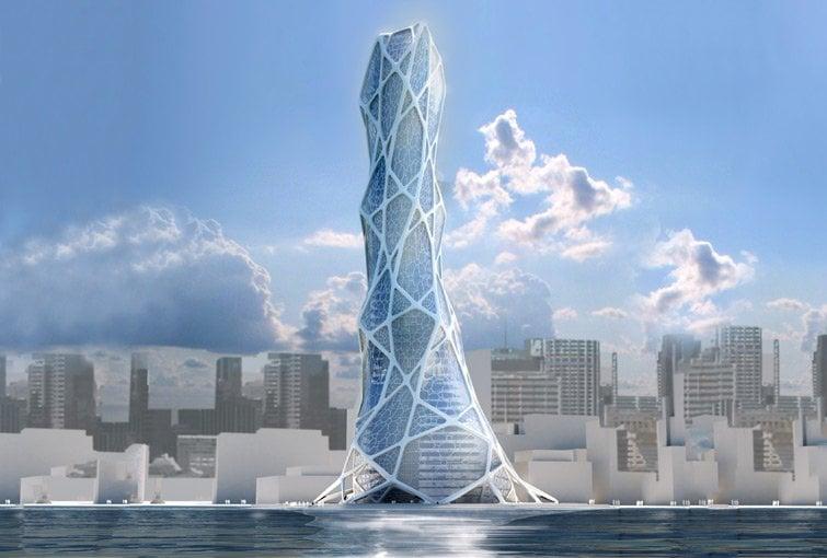 Bionic Tower