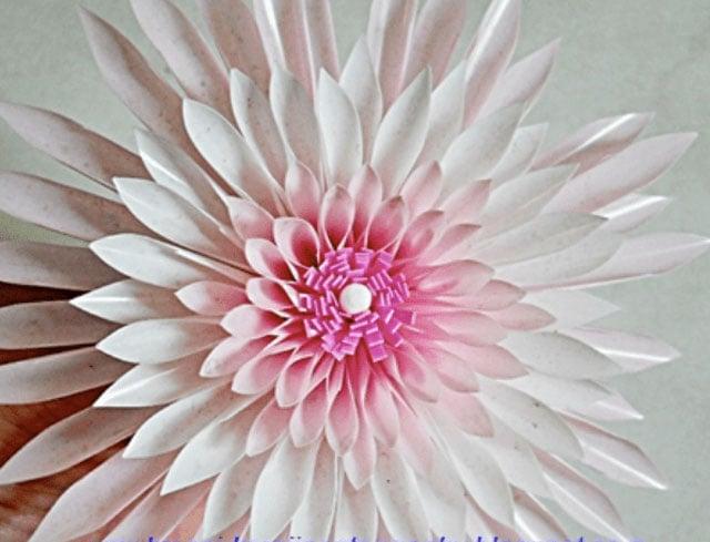 4 Cara Membuat Bunga Dari Sedotan Untuk Pajangan Cantik Di Rumah