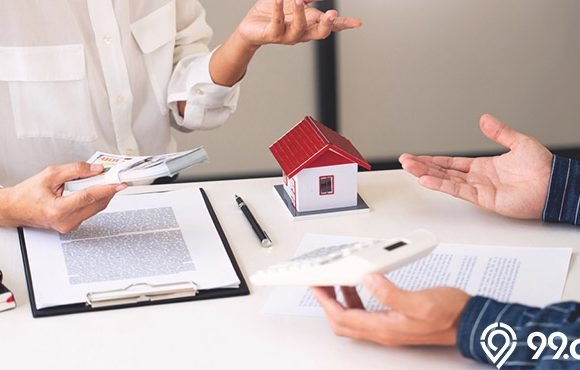 cara kredit rumah langsung ke pemilik