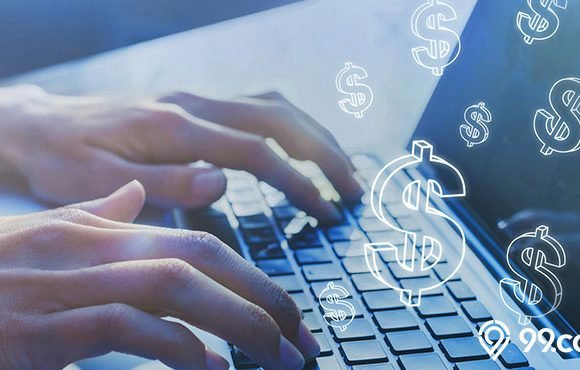 cara menghasilkan uang di internet