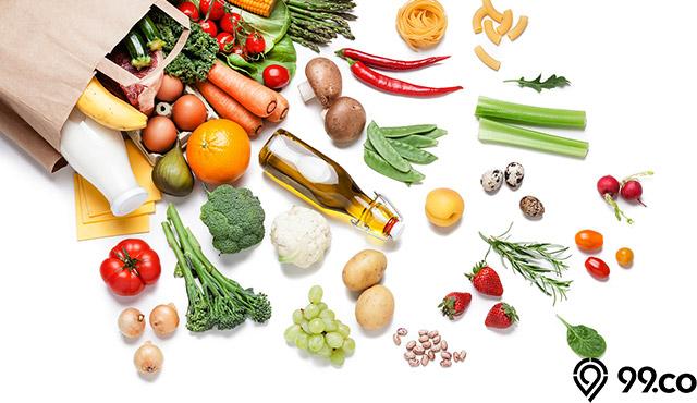 Cara Menyimpan Sayuran Tanpa Kulkas Menggunakan