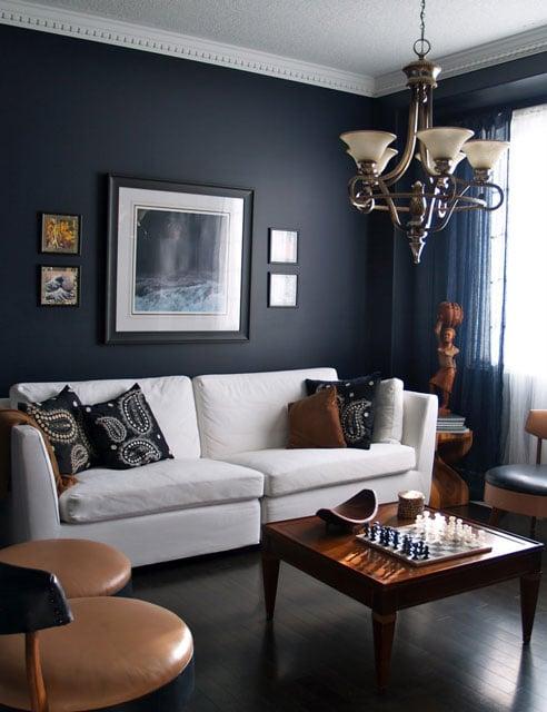 6 Warna Cat Ruang Tamu Paling Tepat Untuk Rumah Kecil