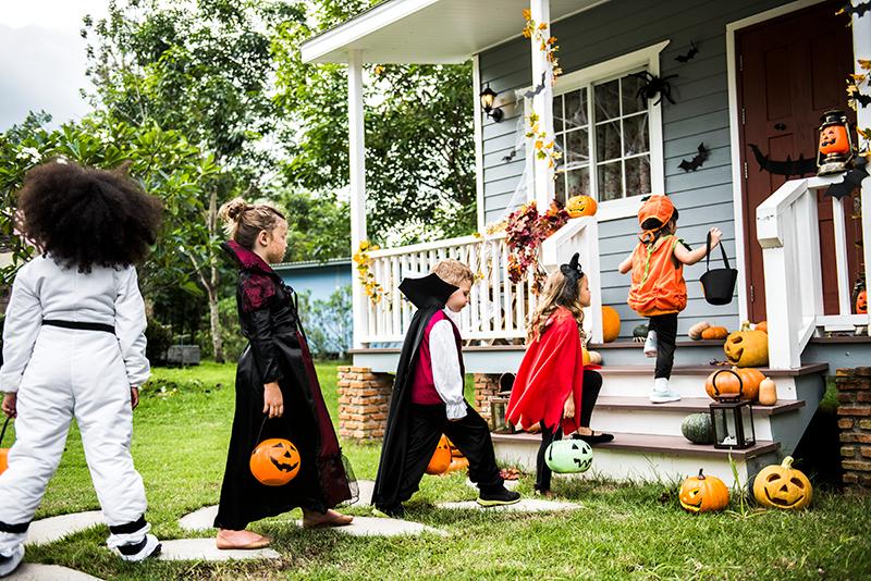sejarah halloween